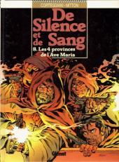De silence et de sang -8- Les 4 provinces de l'Ave Maria