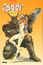Couverture de Appleseed -1- Appleseed I