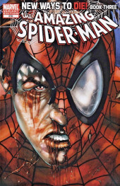 Amazing Spider-Man (The) Vol.2 (Marvel comics - 1999) -570VC- New ways to die part 3 : the killer cure