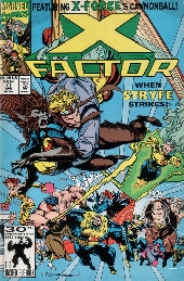 X-Factor (Marvel comics - 1986) -77- Great X-Pectations