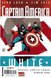 Captain America: White (2008) -0- It Happened One Night