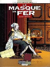 Le masque de fer (Cothias/Marc-Renier) -5- Le secret de Mazarin