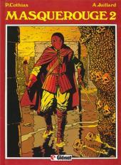 Masquerouge -2- Le charnier des saints innocents