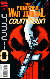 Punisher War Journal Vol.1 (Marvel comics - 1988) -80- The last bad man - countdown : 0