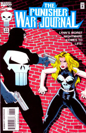 Punisher War Journal Vol.1 (Marvel comics - 1988) -77- Bound by blood