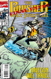 Punisher War Journal Vol.1 (Marvel comics - 1988) -71- Final entry part 1 : road to death