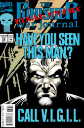 Punisher War Journal Vol.1 (Marvel comics - 1988) -70- Final entry prelude : warm bodies