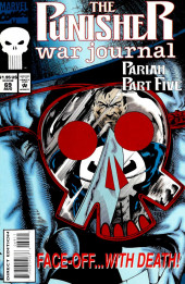 Punisher War Journal Vol.1 (Marvel comics - 1988) -69- Pariah part 5 : strict time