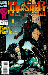 Punisher War Journal Vol.1 (Marvel comics - 1988) -68- Pariah part 4 : bad turn