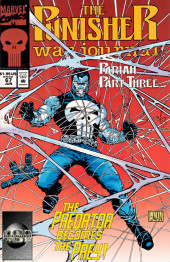 Punisher War Journal Vol.1 (Marvel comics - 1988) -67- Pariah part 3 : nailed