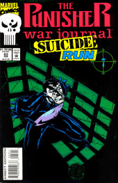Punisher War Journal Vol.1 (Marvel comics - 1988) -63- Suicide Run, part 7: Known Associates