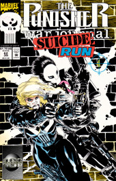 Punisher War Journal Vol.1 (Marvel comics - 1988) -62- Suicide run part 4 : standing in the shadows