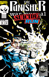 Punisher War Journal Vol.1 (Marvel comics - 1988) -61- Suicide run part 1 : terminal objectives