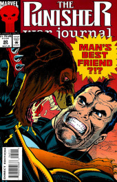 Punisher War Journal Vol.1 (Marvel comics - 1988) -60- Dogged