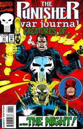 Punisher War Journal Vol.1 (Marvel comics - 1988) -57- Blood money