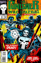 Punisher War Journal Vol.1 (Marvel comics - 1988) -56- 24 hours of power