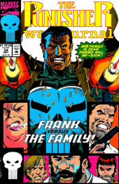 Punisher War Journal Vol.1 (Marvel comics - 1988) -54- Surface thrill