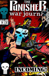 Punisher War Journal Vol.1 (Marvel comics - 1988) -53- Heart of stone