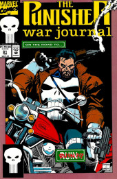 Punisher War Journal Vol.1 (Marvel comics - 1988) -51- Walk through fire part 3 : sidewinder
