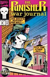 Punisher War Journal Vol.1 (Marvel comics - 1988) -48- Walk through fire part 1 : backs to the wall