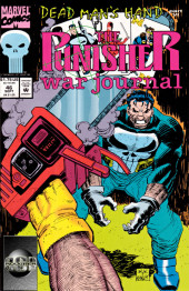 Punisher War Journal Vol.1 (Marvel comics - 1988) -46- Dead man's hand part 6 : hot chrome and cold blood