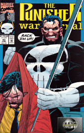 Punisher War Journal Vol.1 (Marvel comics - 1988) -43- Adirondack haunts