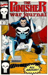 Punisher War Journal Vol.1 (Marvel comics - 1988) -41- Armageddon express