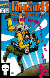 Punisher War Journal Vol.1 (Marvel comics - 1988) -38- Terminal velocity