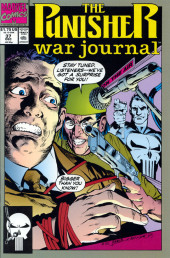 Punisher War Journal Vol.1 (Marvel comics - 1988) -37- Controversy