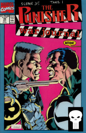 Punisher War Journal Vol.1 (Marvel comics - 1988) -35- Motivation