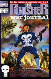 Punisher War Journal Vol.1 (Marvel comics - 1988) -33- The kamchatkan conspiracy part 3 : fire in the hole