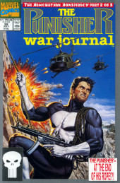 Punisher War Journal Vol.1 (Marvel comics - 1988) -32- The kamchatkan conspiracy part 2 : blow out