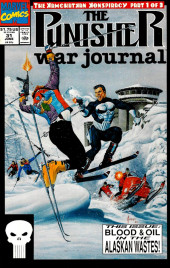 Punisher War Journal Vol.1 (Marvel comics - 1988) -31- The kamchatkan conspiracy part 1 : pipe line
