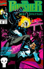 Punisher War Journal Vol.1 (Marvel comics - 1988) -29- Crash and burn