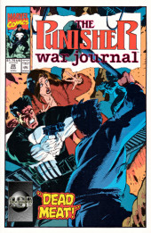 Punisher War Journal Vol.1 (Marvel comics - 1988) -28- Meat