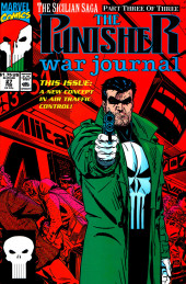 Punisher War Journal Vol.1 (Marvel comics - 1988) -27- The sicilian saga part 3 : saracen with the clock