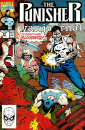 Punisher War Journal Vol.1 (Marvel comics - 1988) -24- Firepower among the ruins part 2