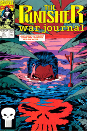 Punisher War Journal Vol.1 (Marvel comics - 1988) -21- Deep water
