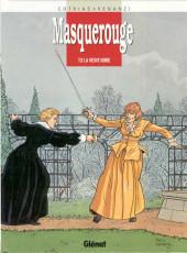 Masquerouge -9- La veuve noire
