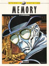 Memory -3- Le nécromobile