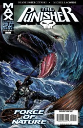 Punisher (One shots, Graphic novels) -OS- Punisher MAX: Force of nature