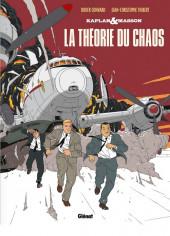 Kaplan & Masson (Une aventure de) -1- La Théorie du Chaos