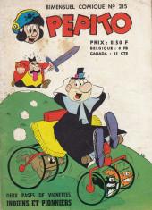 Pepito (1re Série - SAGE) -215- N° 215