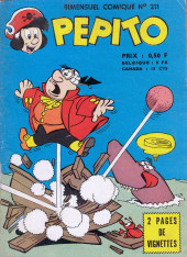 Pepito (1re Série - SAGE) -211- N° 211