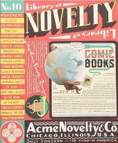 ACME Novelty Library (The) (1993) -10- Jimmy Corrigan