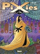 Pixies -2- Le roi des ombres