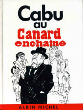 (AUT) Cabu - Cabu au Canard enchaîné