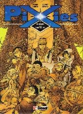 Pixies -1- Le cercle des Caraquins
