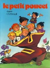 Grands classiques (De La Fuente) - Le Petit Poucet