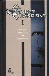 La brigade Chimérique -1- Mecanoïde Curie - La dernière mission du passe-muraille
